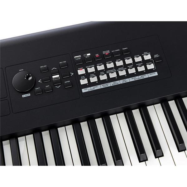 MX88BK MUSIC SYNTHESIZER