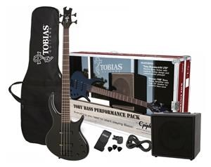 TOBY® BASS PERFORMANCE PACK EBONY
