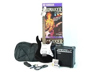 EG112 BLACK GUITAR PACK GIGMAKER