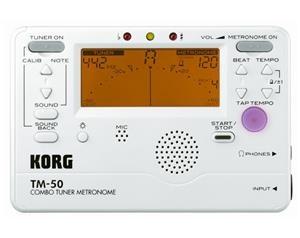 TM-50 PW ACCORDATORE METRONOMO