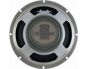 G10 GREENBACK 25W 8OHM