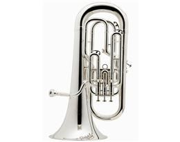 BE165C-2-0 EUPHONIUM 3+1 SILVER PLATED