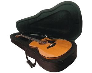HTO ESF-N Soft Light case per Chitarra Acustica