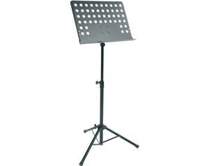 PUMX Leggio Pieghevole Orchestra Nero