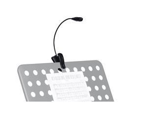 LP1L Lampada a Clip Flessibile per Leggio (2 led)