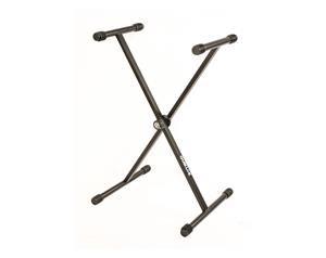 T/10 Bk Supporto A X Per Tastiera Telaio Singolo