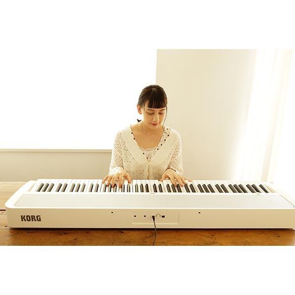 B2 WH PIANOFORTE DIGITALE