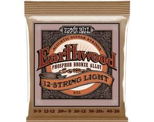 2153 12-STRING EARTHWOOD LIGHT PHOSPHOR BRONZE ALLOY 09/046-09/026