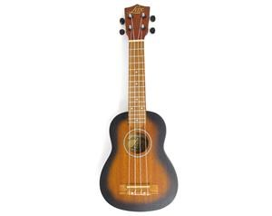 UK21 BS SUNBURST SATIN UKULELE SOPRANO