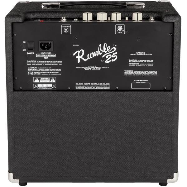 RUMBLE 25 V3 COMBO PER BASSO