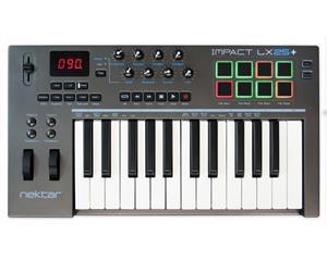 IMPAKT LX25+ TASTIERA MIDI/USB