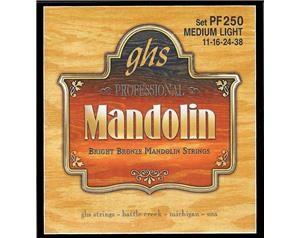 PF250 MEDIUM LIGHT 11/38 CORDE MANDOLINO