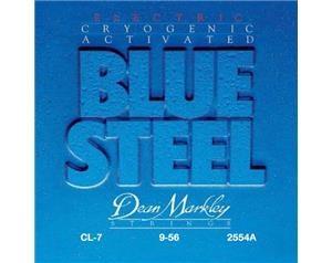 2554A-CL-7 BLUE STEEL 9/56 SET CORDE