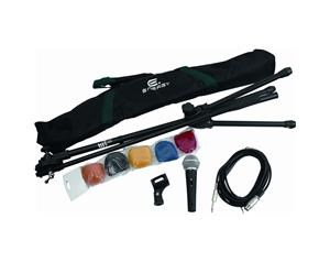 DMS-1 MIC + MIC STAND + MIC CABLE + WINDSCREEN