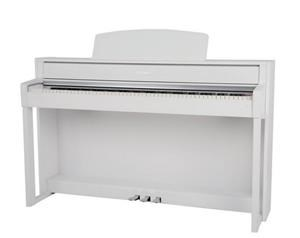 UP280 G BIANCO SATINATO PIANO DIGITALE