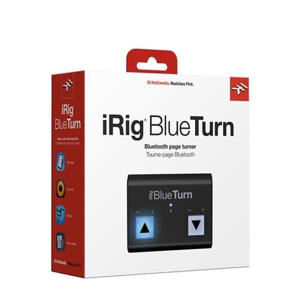 IRIG BLUETURN CONTROLLER BLUETOOTH