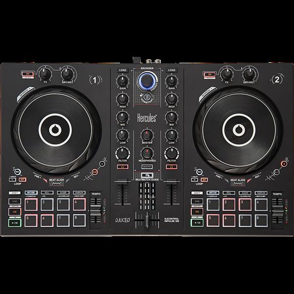 DJ CONTROL INPLUSE 300