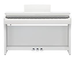 CLP625WH SATIN WHITE PIANOFORTE DIGITALE