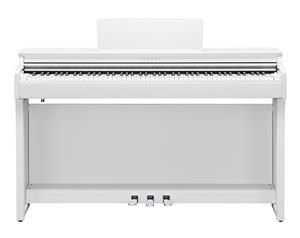 CLP625WH SATIN WHITE PIANOFORTE DIGITALE