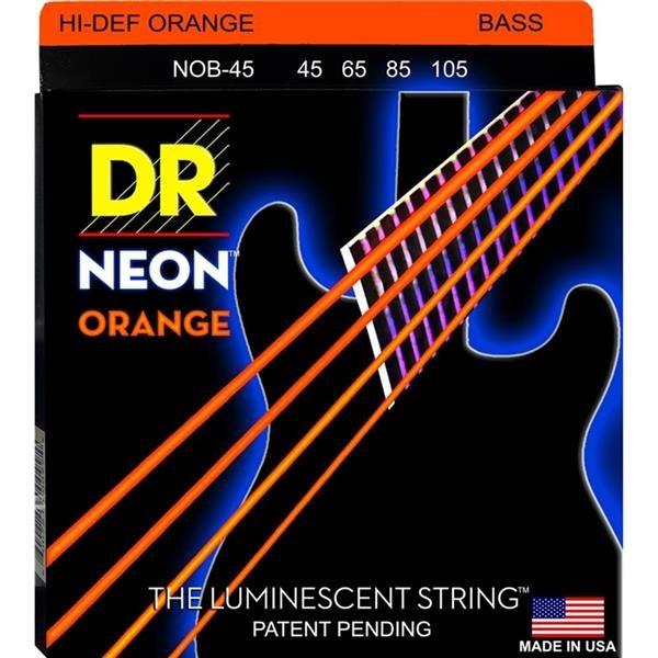 NOB45 45/105 NEON HI-DEF ORANGE CORDE