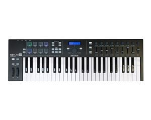 KEYLAB 49 ESSENTIAL BK CONTROLLER KEYBOARD LIMITED EDITION
