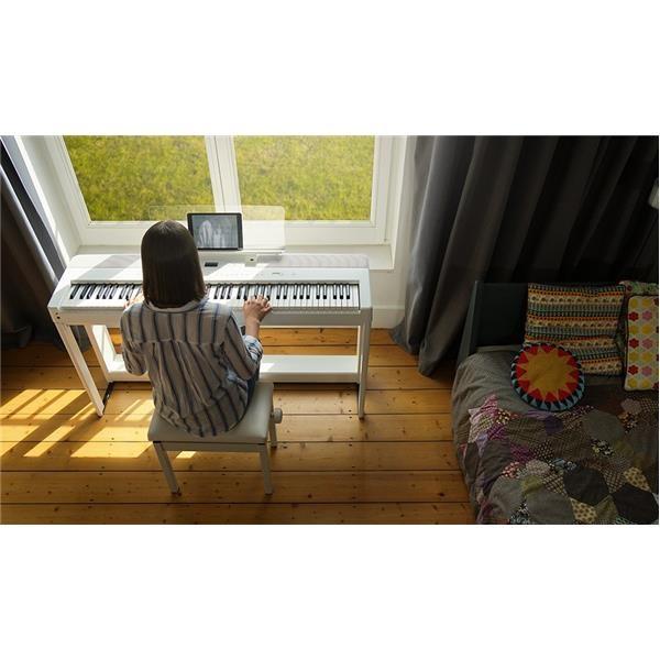 ES-520 BK PIANO DIGITALE