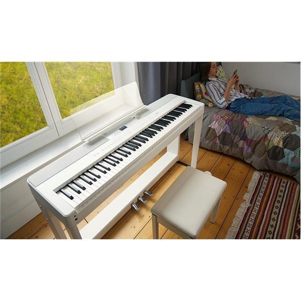 ES-520 WH PIANO DIGITALE
