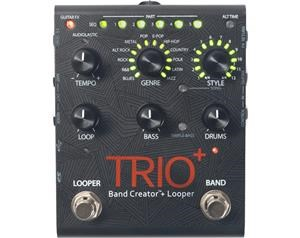 TRIO+ Band Creator e Looper