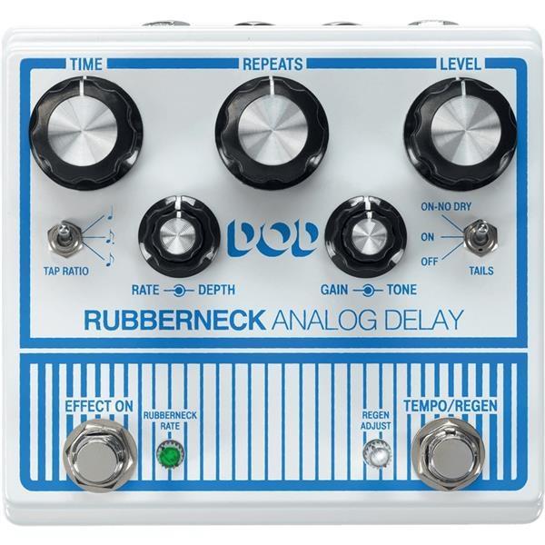 DOD Rubberneck Delay Analogico