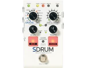 SDRUM Drum Machine