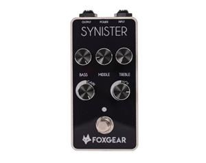 SYNISTER METAL DISTORTION PEDALE