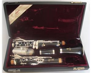 Ycl-650e Clarinetto In Bb