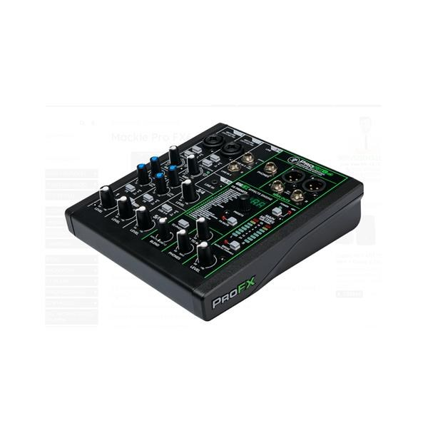 PRO FX6 V3 MIXER