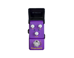 JF-320 MINI PEDAL PURPLE STORM