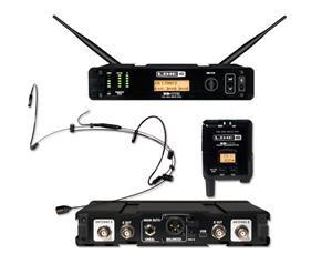 Xd V75 Hs Tan Sistema Microfonico Headset Bk Digitale Wireless