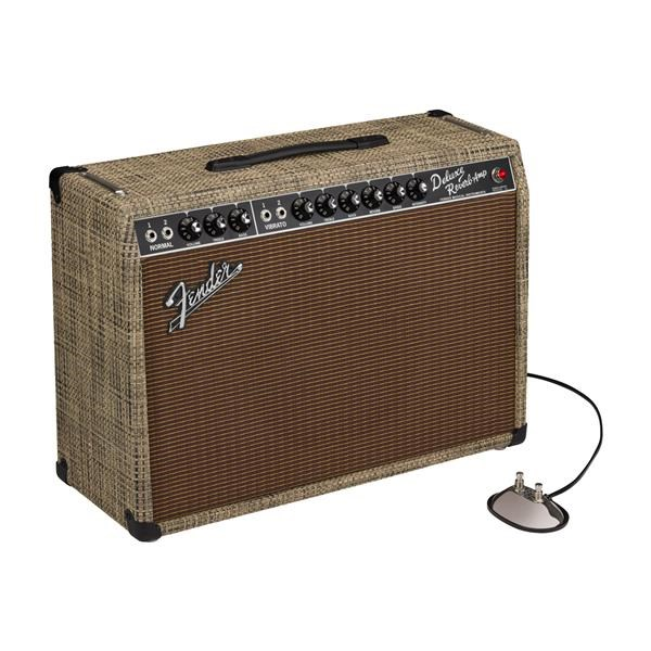 65 DLX REVERB CHILEWICH BARK 2 COMBO