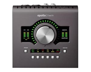 APOLLO TWIN DUO MKII THUNDERBOLT INTERFACCIA AUDIO