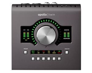APOLLO TWIN QUAD MKII INTERFACCIA AUDIO
