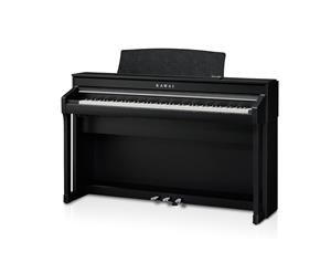 CA78 NERO SATINATO PIANO DIGITALE