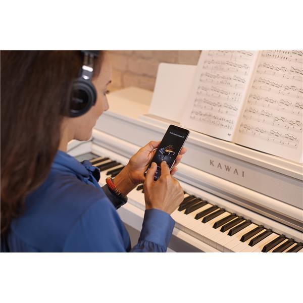 CA79 NERO PIANO DIGITALE