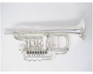 8112g-2-0d Trombino Sib/la Argentato