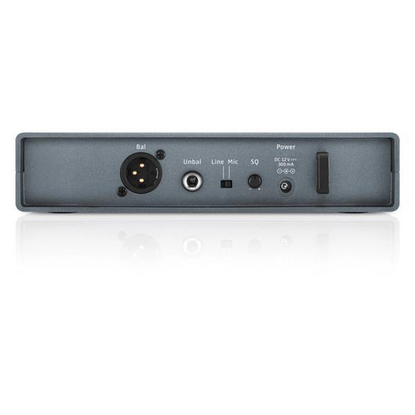 XSW1 835 RADIOMICROFONO PALMARE