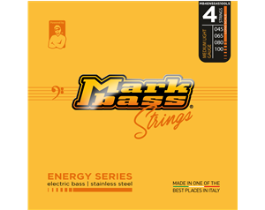 MB4ENSS45100LS ENERGY SERIES MEDIUM LIGHT 45/100 SET CORDE