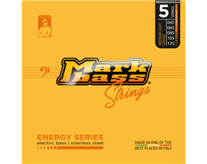 MB5ENSS45125LS ENERGY SERIES MEDIUM LIGHT 45/125 SET CORDE