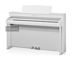 CA98 BIANCO PIANO DIGITALE