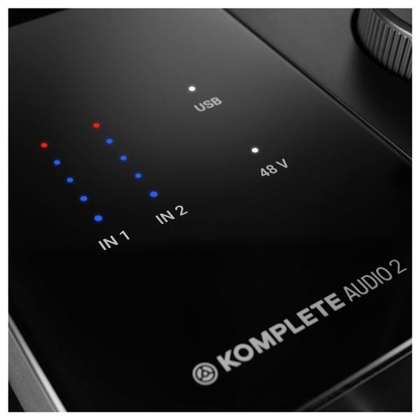 KOMPLETE AUDIO 1 INTERFACCIA AUDIO USB