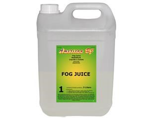 FOG JUICE 1 LIGHT 5 LITRI LIQUIDO