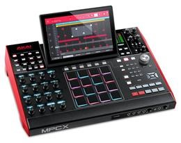 MPC X CON DISPLAY 10.1''