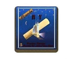 BOX 5 ANCE 3 1/2 NY SAX ALTO