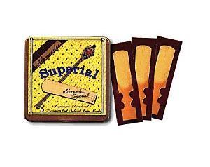 BOX 10 ANCE SAX BARITONO SUPERIAL 4